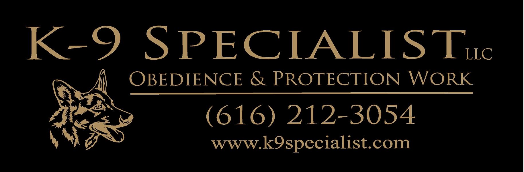 K-9 Specialist